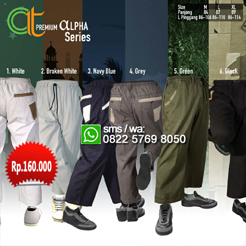 Sirwal Ct Original premium ALPHA - All